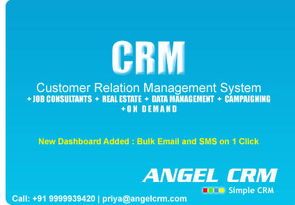 AngelCRM - CRM Software